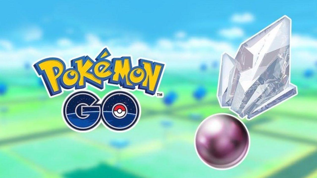 Pokémon go sinnoh stein