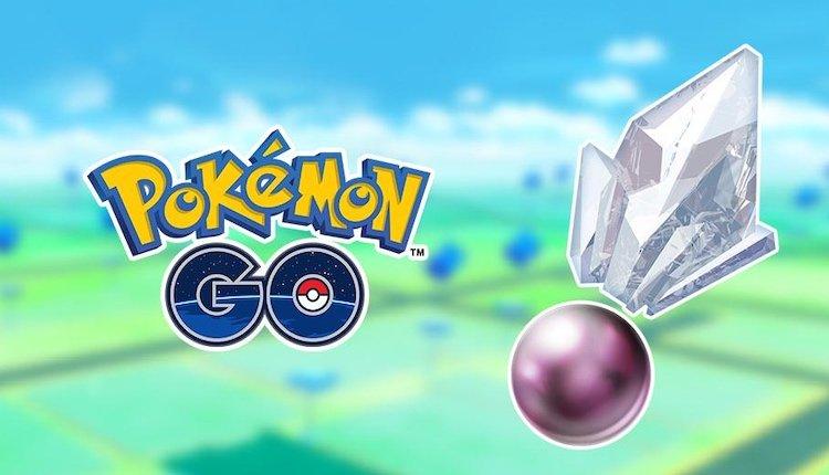 Pokémon GO Community Day Februar 2019 mit vielen Sinnoh-Steinen