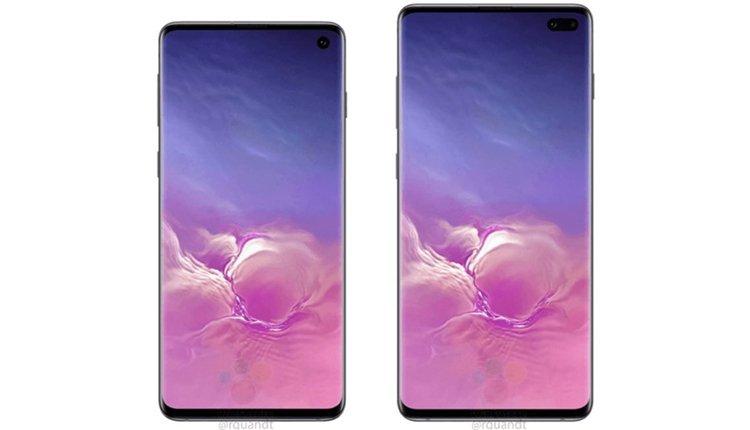 Samsung Galaxy S10: Offizielle Teaser zeigen Features