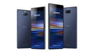 Sony Xperia 10 und Xperia 10 Plus
