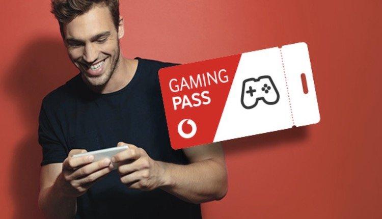 Vodafone Gaming-Pass schont das Datenvolumen beim Zocken