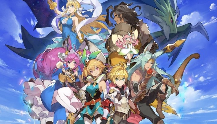Nintendo Dragalia Lost