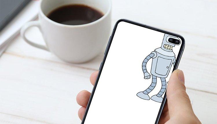 Galaxy S10-Wallpaper: So nutzt Du das Loch im Display kreativ