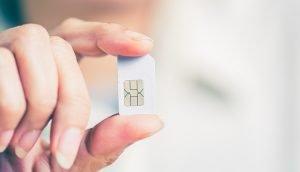 SIM-Karte einlegen: So geht's