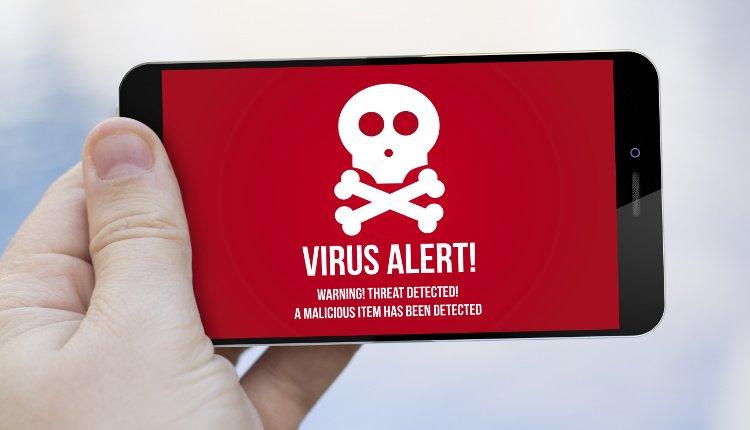 Vorsicht Schadsoftware auf dem Smartphone