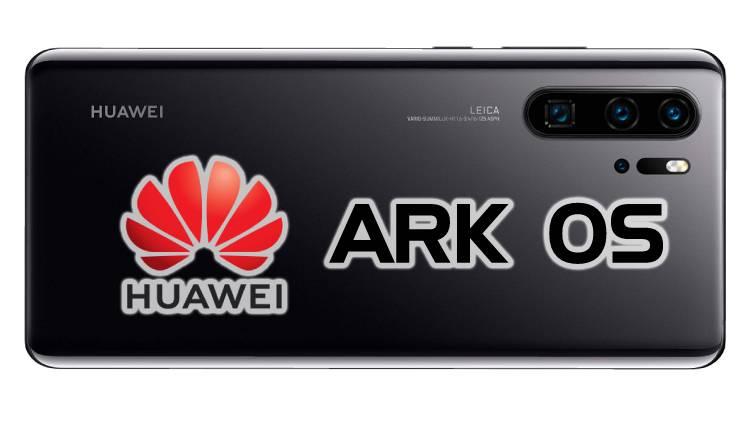 Huawei Ark OS: Erste Details bekannt