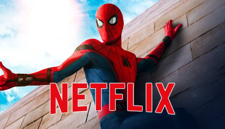 Spiderman: Homecoming auf Netflix