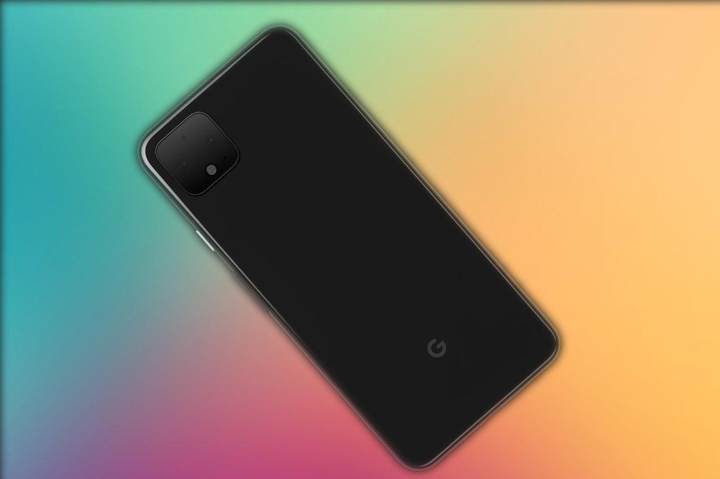 Google Pixel 4 zeigt sich auf offiziell geleaktem Foto