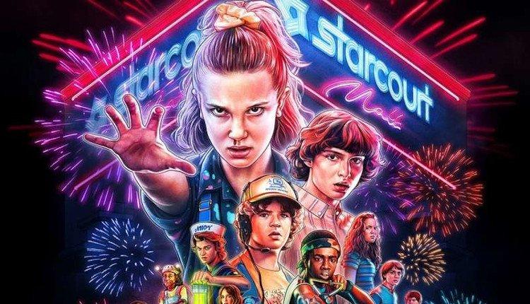 Stranger Things auf Netflix