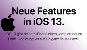 ios 13 header