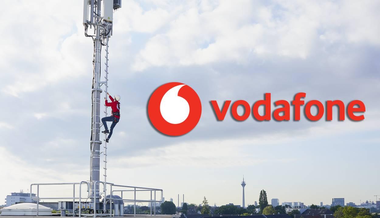 Vodafone 5G-Ausbau