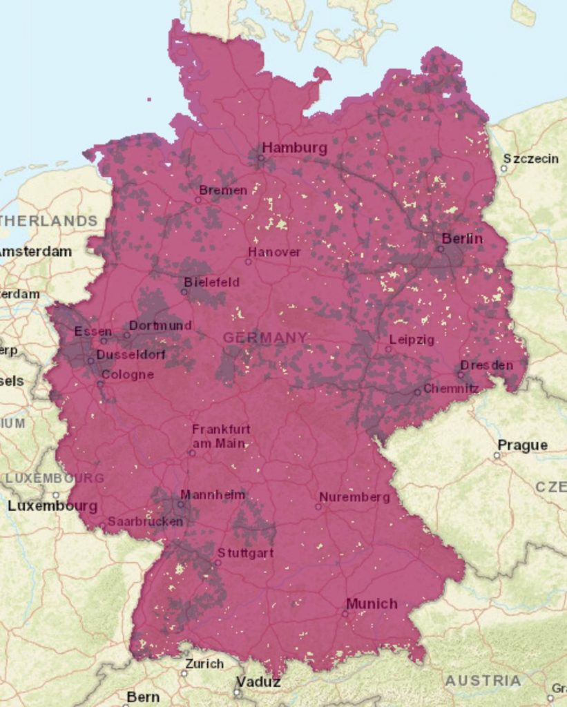 Telekom Abdeckung