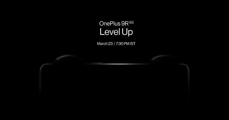 OnePlus 9R 5G Gaming-Smartphone