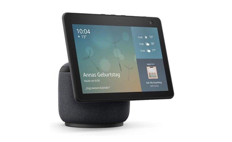 Amazon Echo Show 10 in Anthrazit