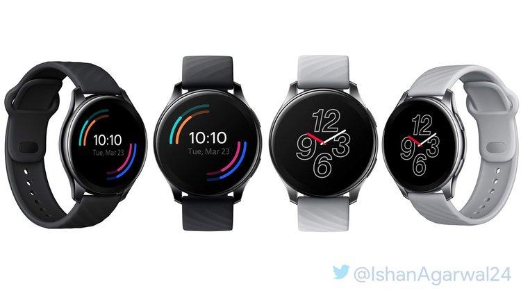OnePlus Watch Design Leak und Preis