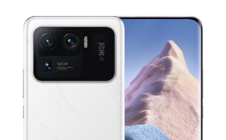 Xiaomi Mi 11 Ultra Kamera und Display