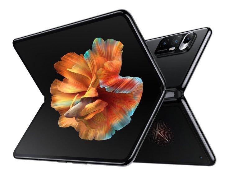 Xiaomi Mi Mix Fold vorgestellt
