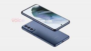 Samsung Galaxy S21 FE Design Leak