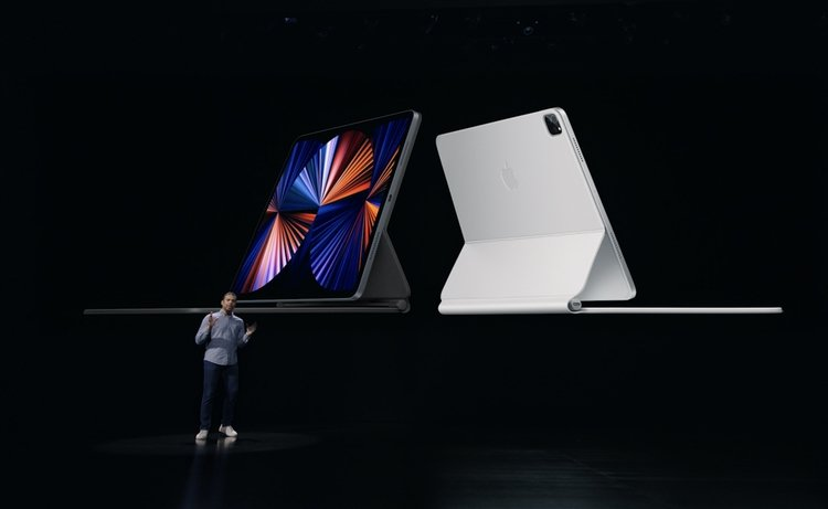 iPad Pro mit Mini LED