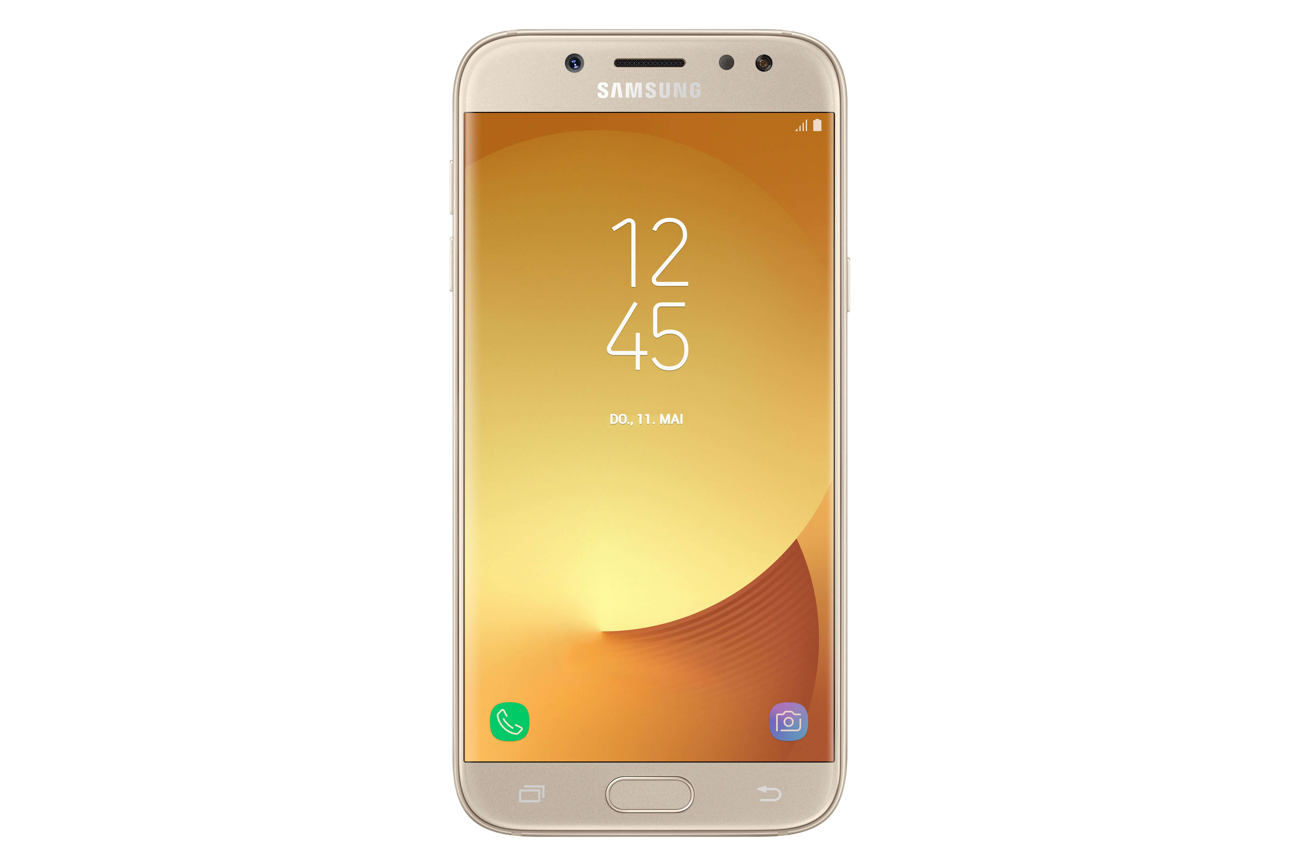 Samsung Galaxy J5 2017 DUOS SM J530FD gold fronti468mFDGb1HSe