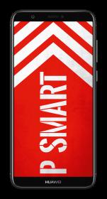 Huawei P Smart + Schwarz - Front